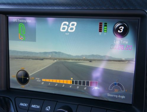 Il Performance Data Recorder di Chevrolet
